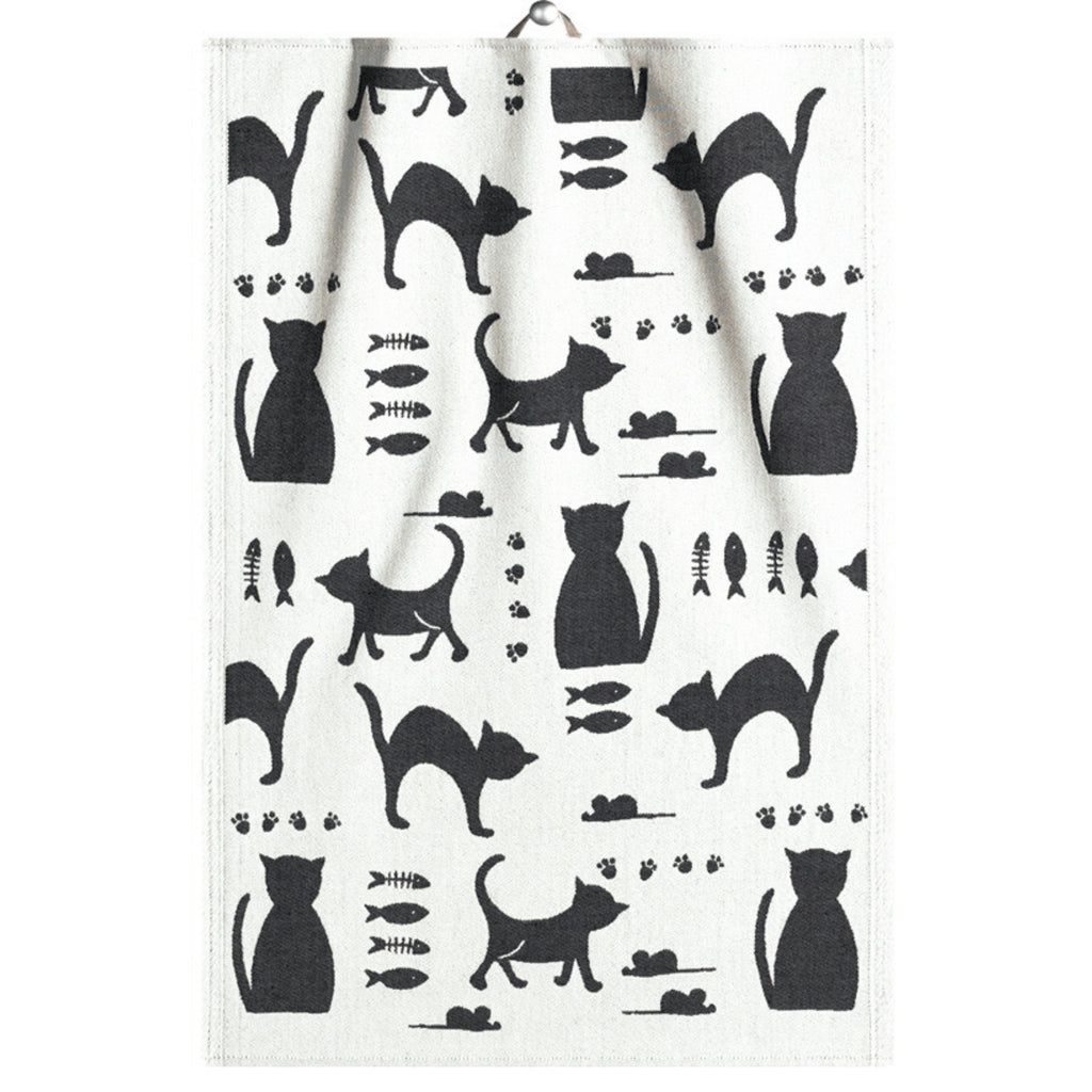 Ekelund KATTLIV Tea Towel (14 x 20)