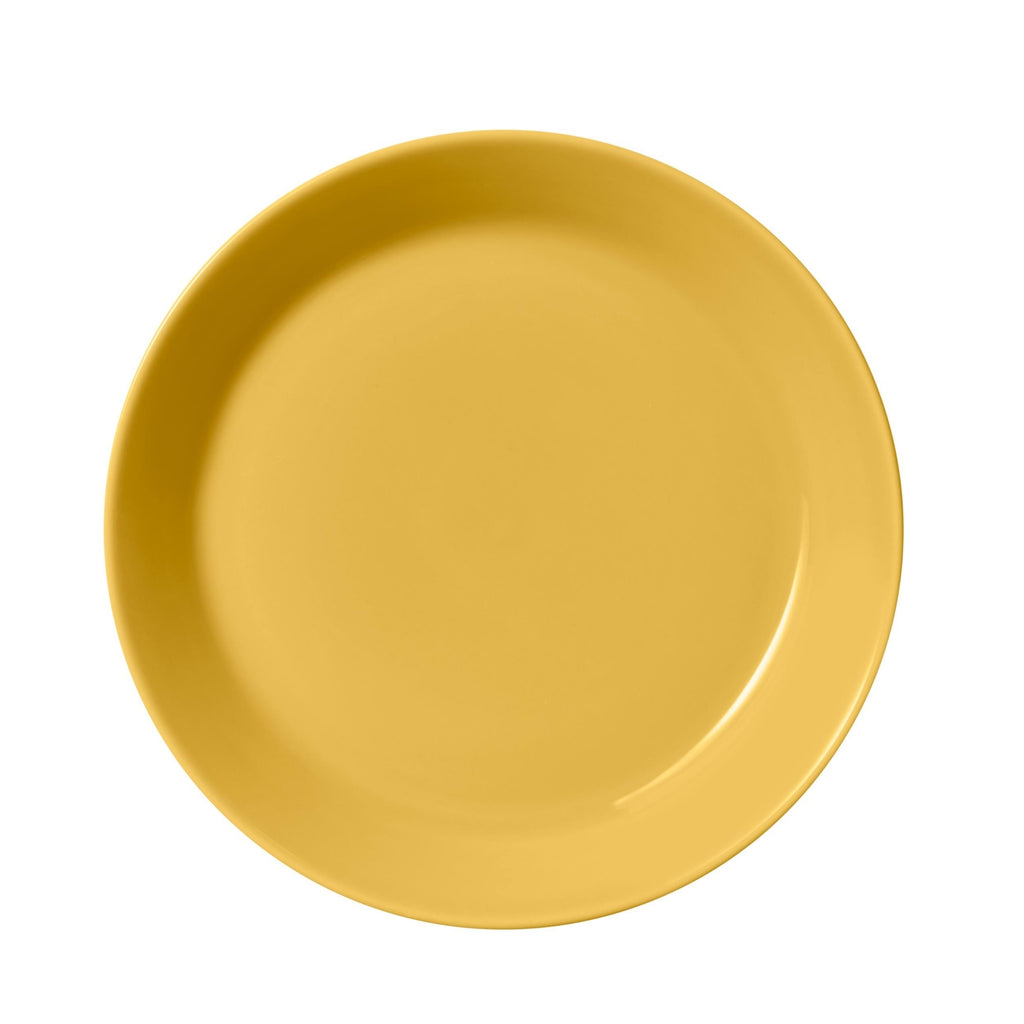 "Iittala TEEMA (1952) Salad Plate (8.5"") honey yellow"