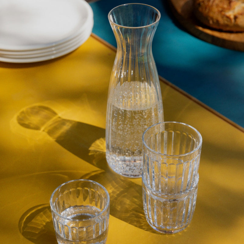 Iittala RAAMI carafe and tumblers inspiration