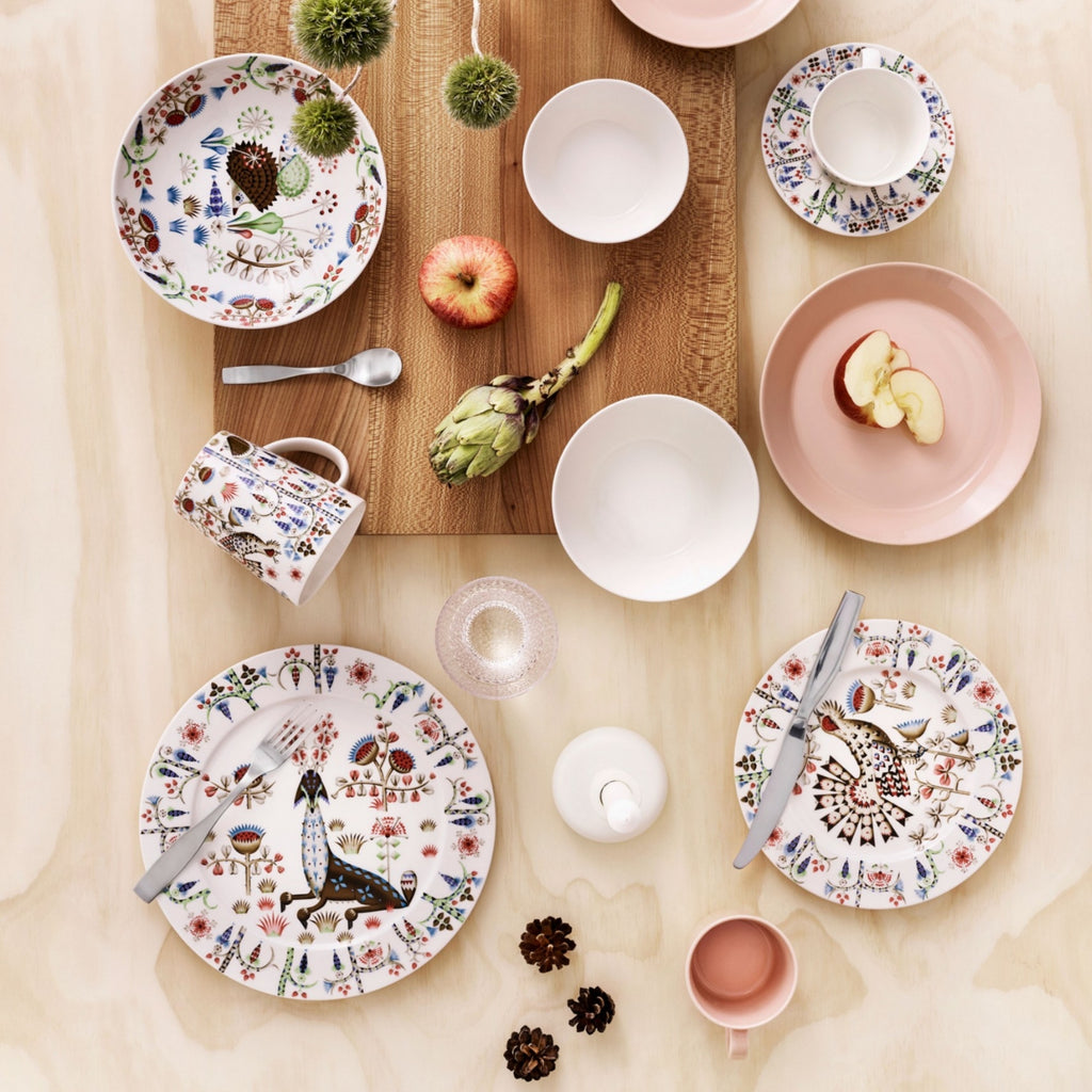 Iittala TAIKA SIIMES Collection Tablesetting