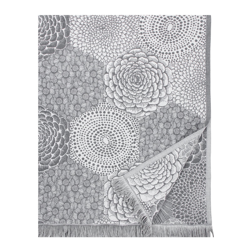 Lapuan Kankurit RUUT blanket/tablecloth grey