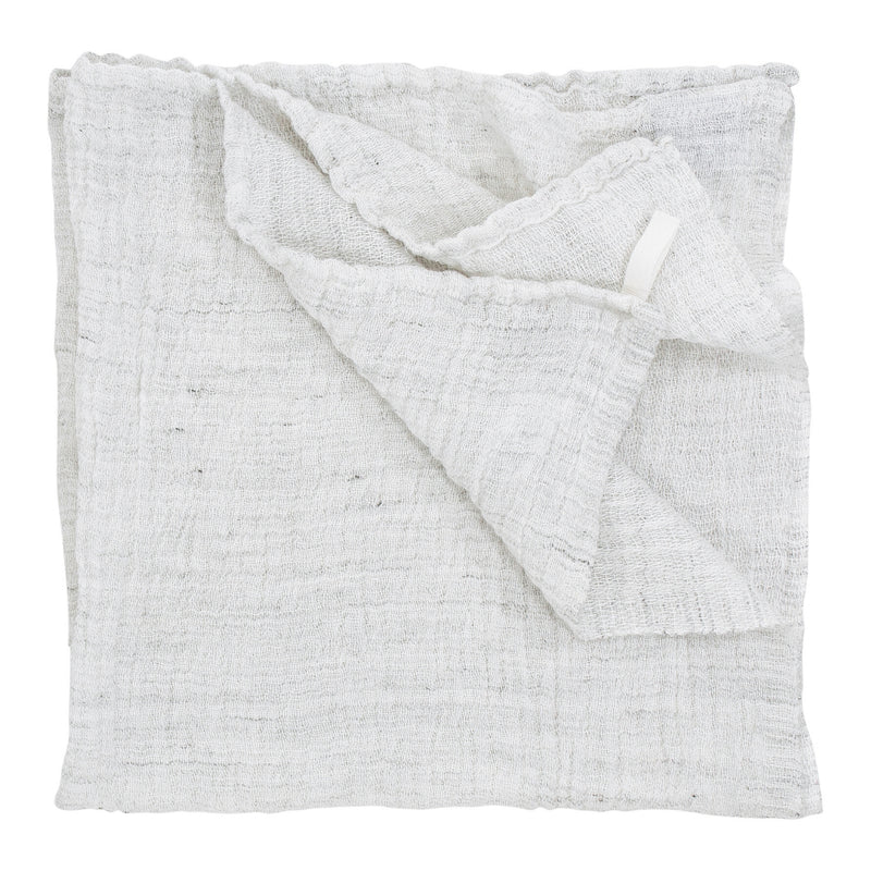 "Lapuan Kankurit NYYTTI Travel Towel  (26""x 26"") White"