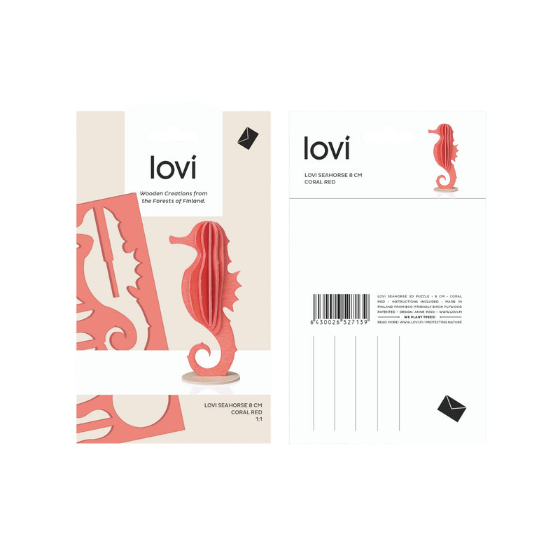Lovi SEAHORSE (3.15"