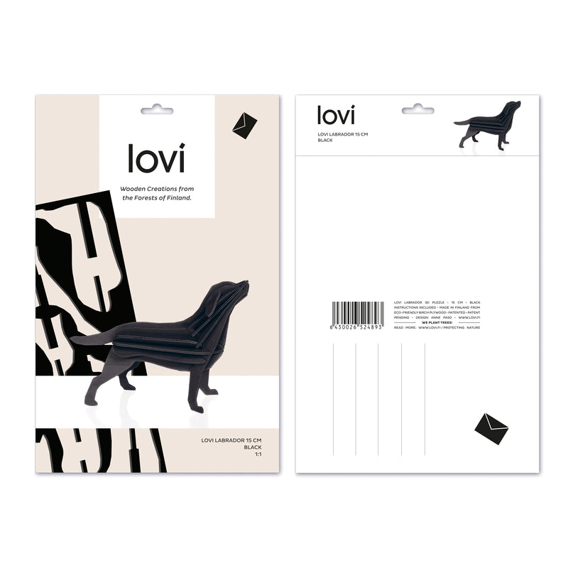 Lovi LABRADOR (5.9"