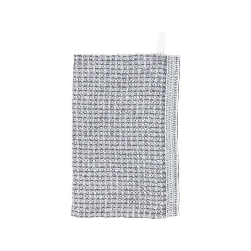 Lapuan Kankurit MAIJA Dishcloth White Grey