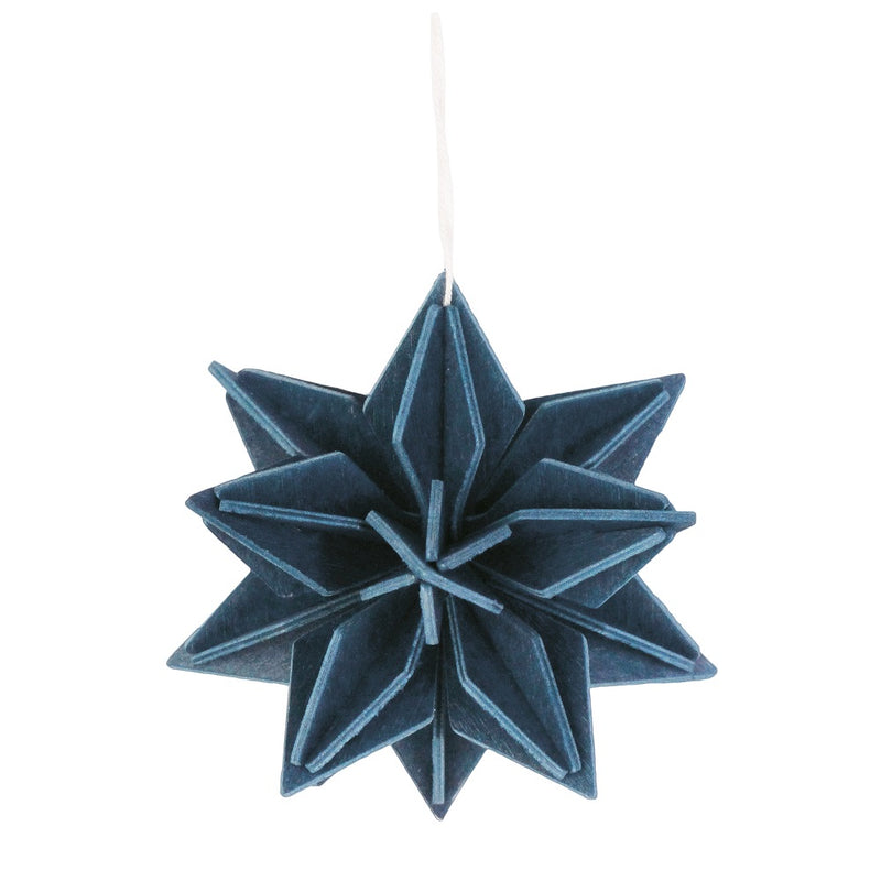 Lovi STAR Blue - 3D Decoration