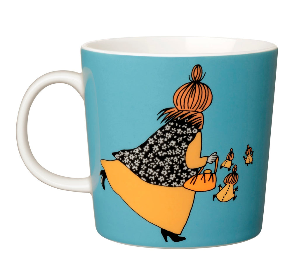 Arabia MOOMIN - MYMBLE's MOTHER Mug (10 oz)