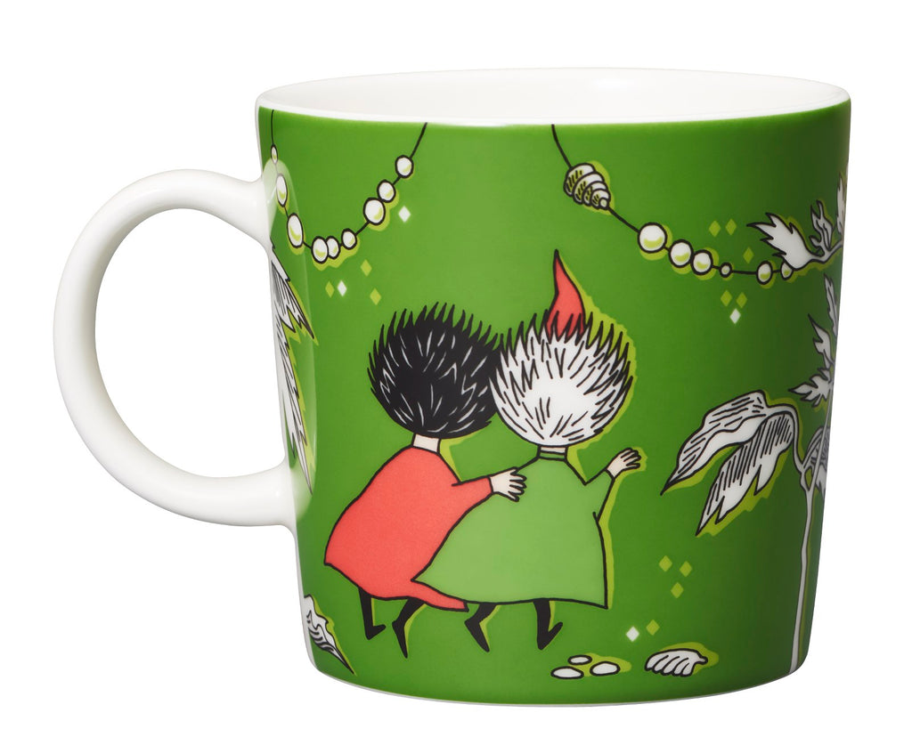 Arabia MOOMIN - THINGUMY and BOB Mug (10 oz)