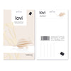 Lovi natural wood MOUSE packaging
