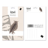 "Lovi OWL (3.7"" / 9.5 cm) Grey Packaging"