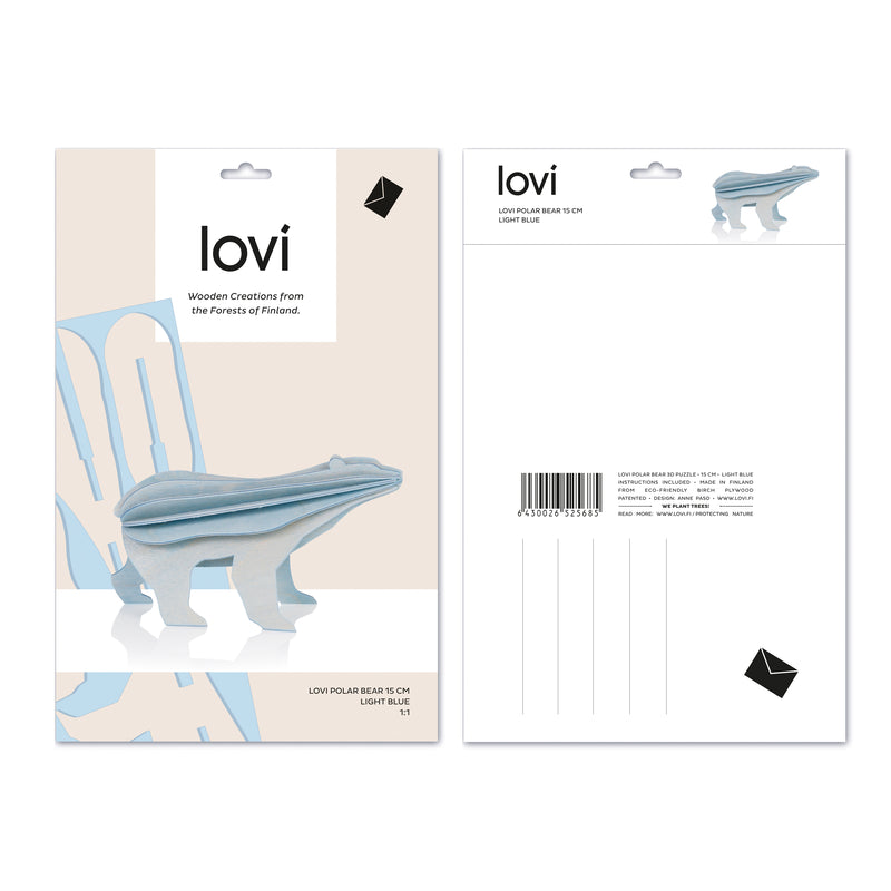 Lovi POLAR BEAR (2 colors)