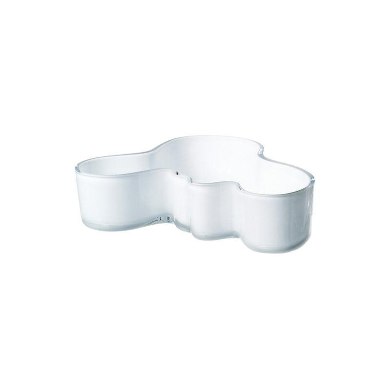 "Iittala ALVAR AALTO Collection (1936) Bowl (2"") white"