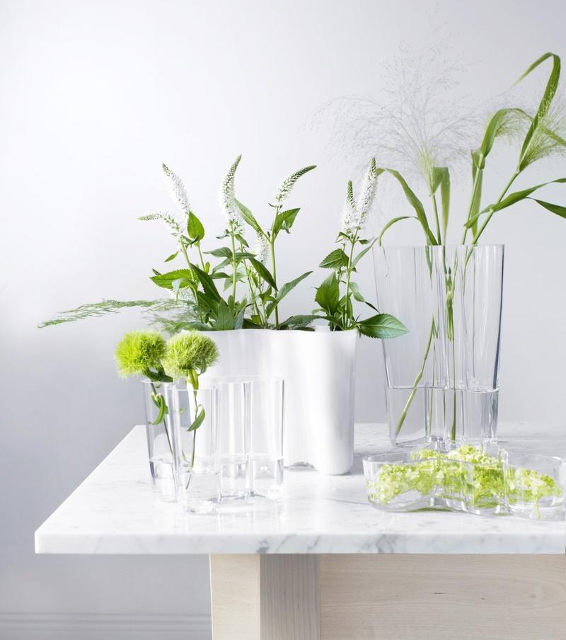 Iittala AALTO (1936) Vase (4.75"
