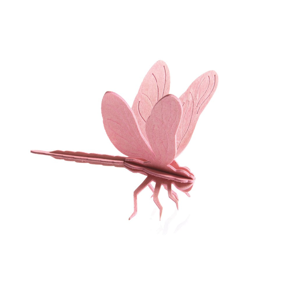 "Lovi DRAGONFLY (3.9"") Light Pink"