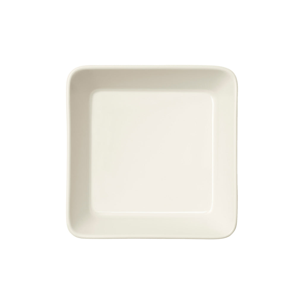 Iittala TEEMA (1952) Square Serving Platter white