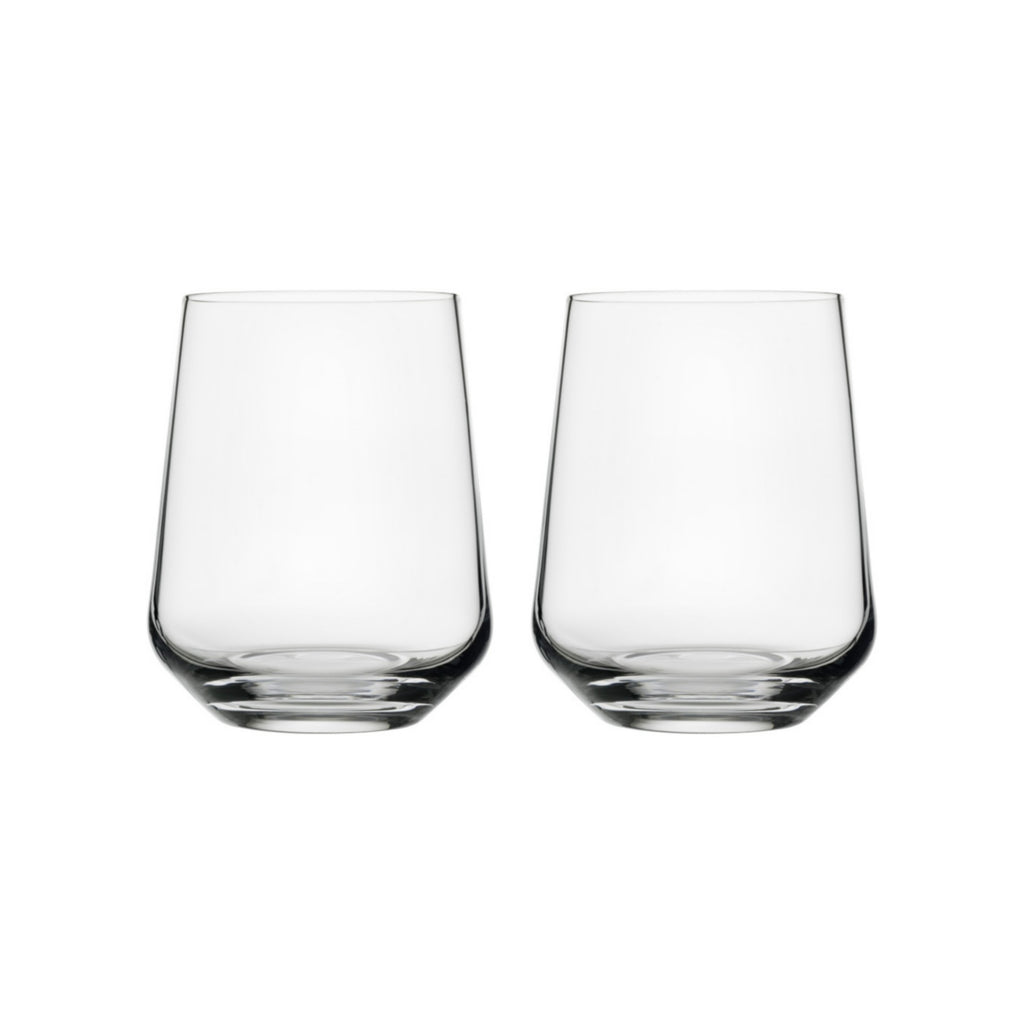 Iittala ESSENCE (2001) Tumblers (set of 2 | 11.75oz)