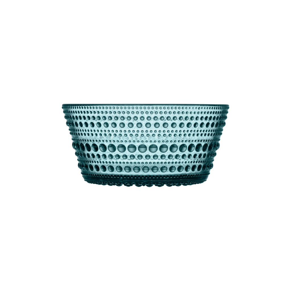 Iittala KASTEHELMI (1964) Bowl (7.75 oz) sea blue