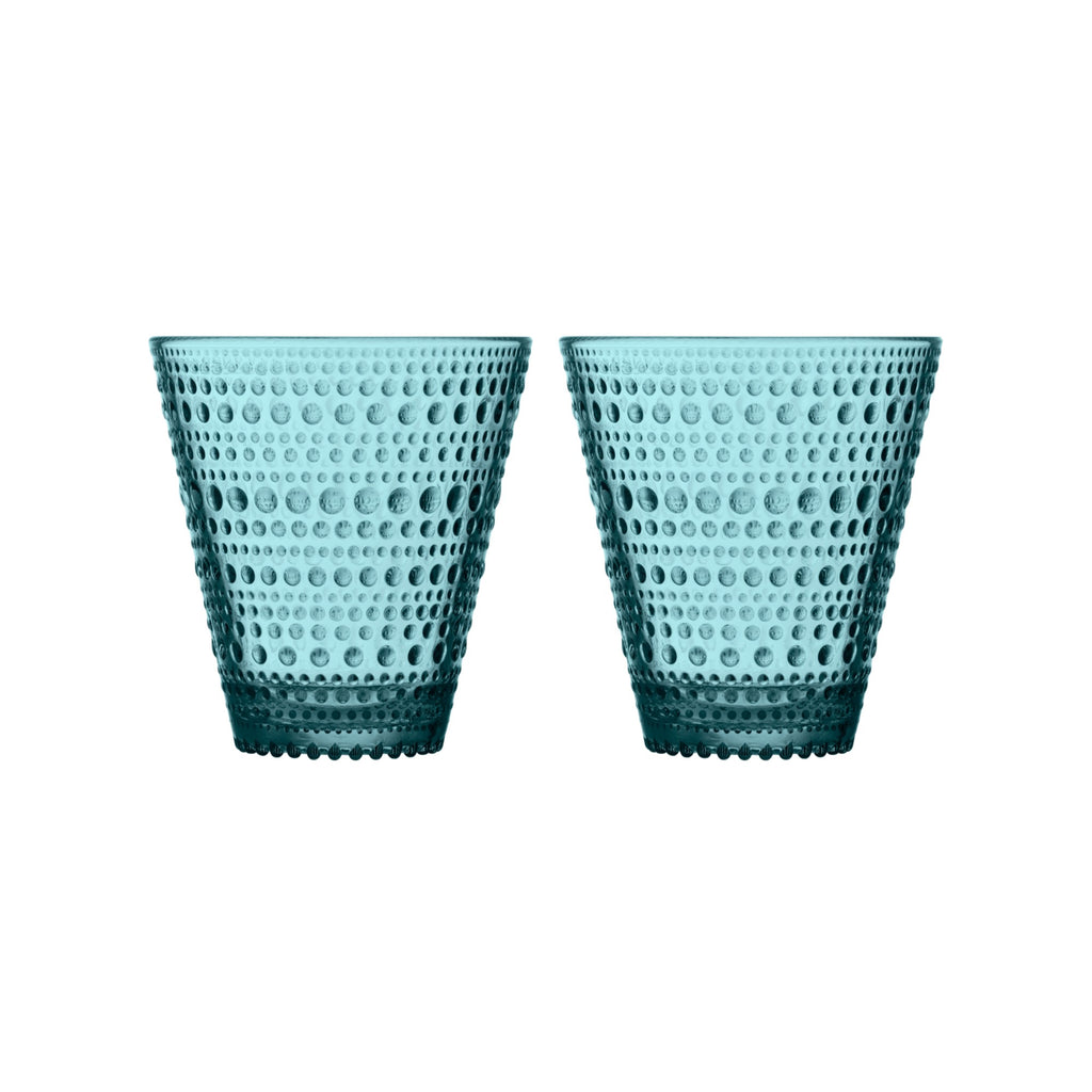 Iittala KASTEHELMI (1964) Tumblers Set of 2 (10oz | 7 colors)