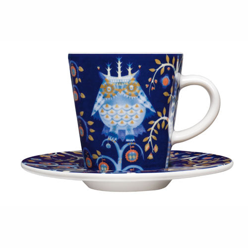 Iittala TAIKA Espresso Cup and Saucer (3.5oz | 3 colors)