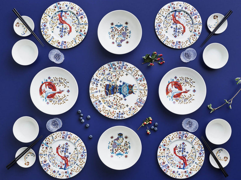 Iittala TAIKA Dinner Plate (10.75"