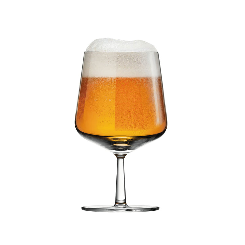 Iittala ESSENCE (2001) Beer Glasses (set of 4 | 16 oz)