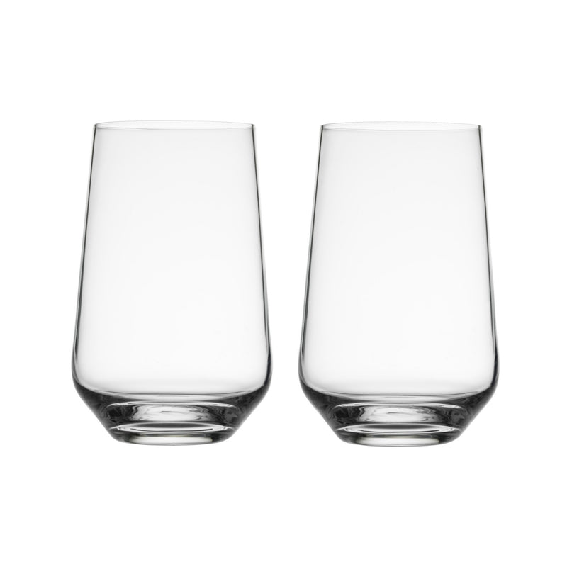 Iittala ESSENCE (2001) Universal Glasses (set of 2 | 18.5oz)