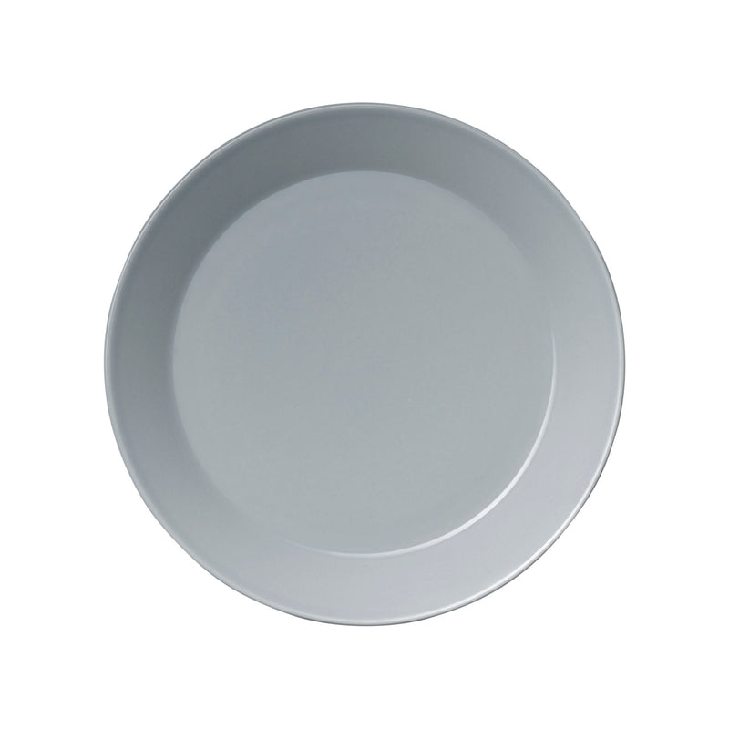 "Iittala TEEMA (1952) Bread and Butter Plate (6.75"") pearl grey"