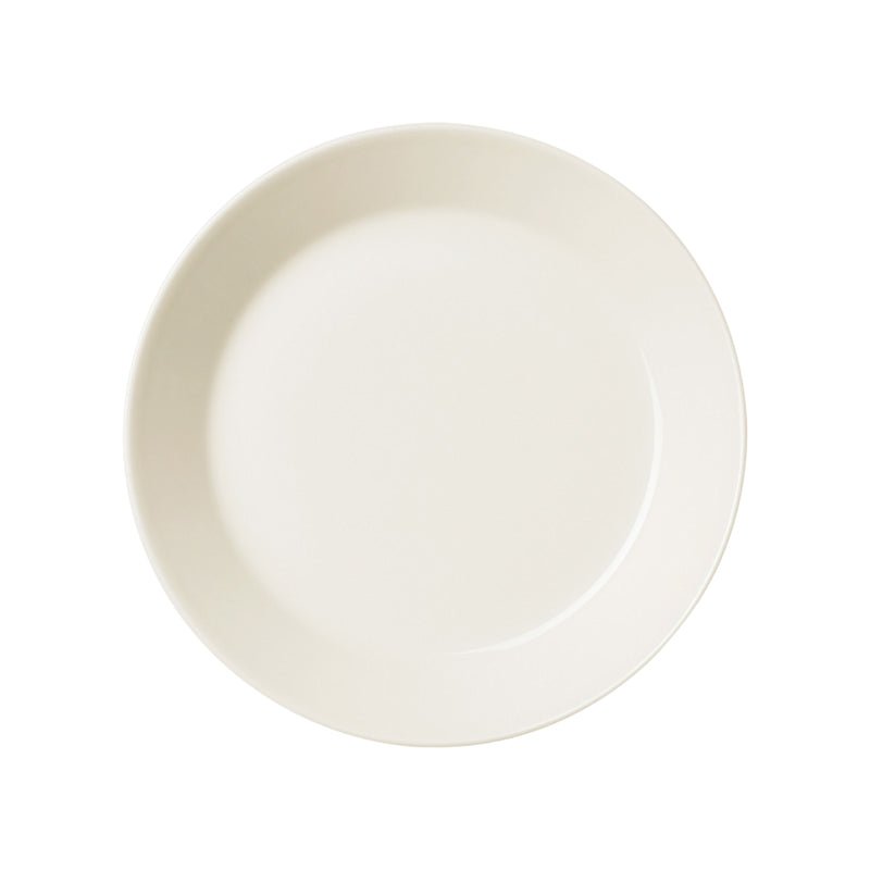 "Iittala TEEMA (1952) Bread and Butter Plate (6.75"") white"