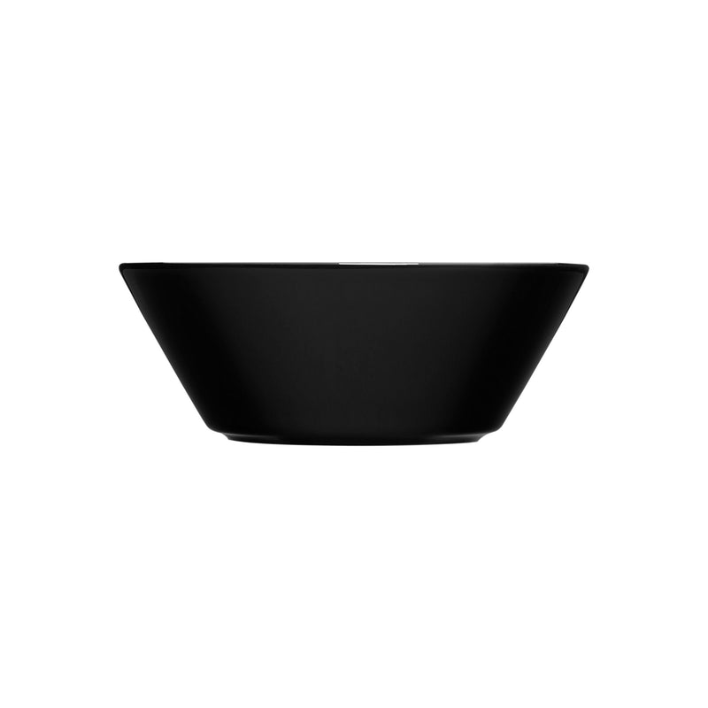 Iittala TEEMA (1952) Soup/Cereal Bowl (16 oz) black