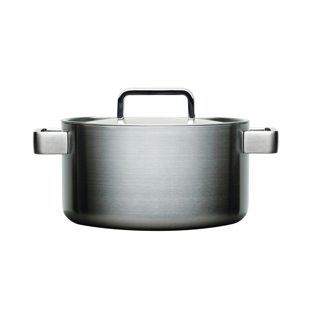 Iittala TOOLS Collection (1998) Casserole with Lid (4.25qt)