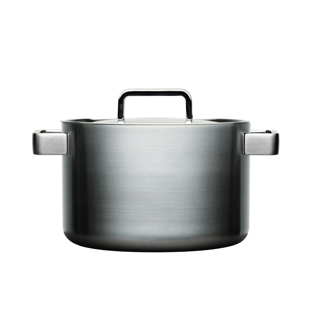 Iittala TOOLS Collection (1998) Casserole with Lid (5.25qt)