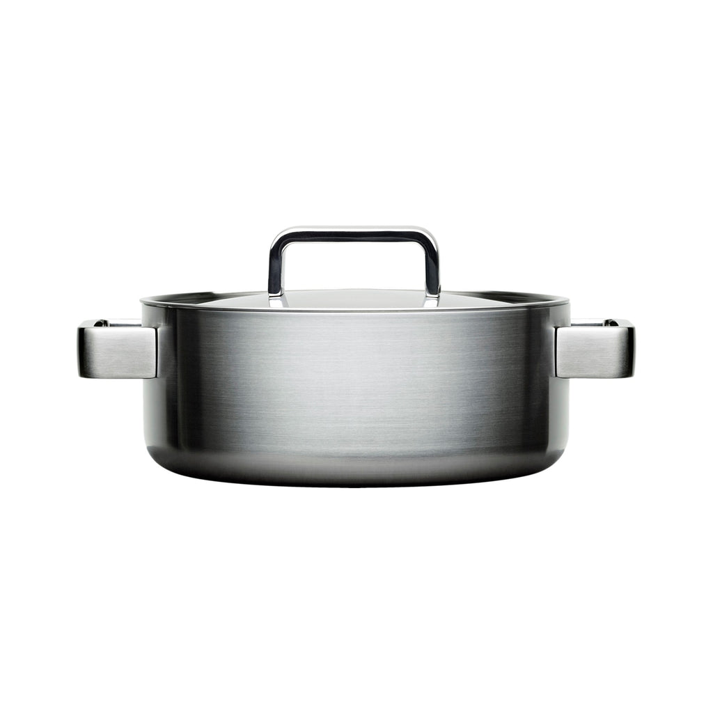 Iittala TOOLS Collection (1998) Casserole with Lid (3 qt)