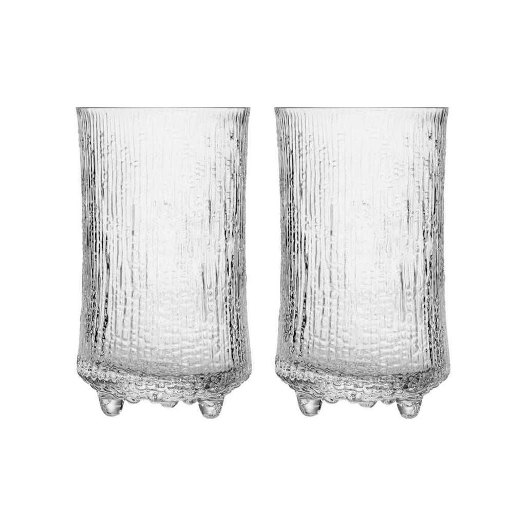Iittala ULTIMA THULE (1968) Beer Glasses (20.25 oz | set of 2)