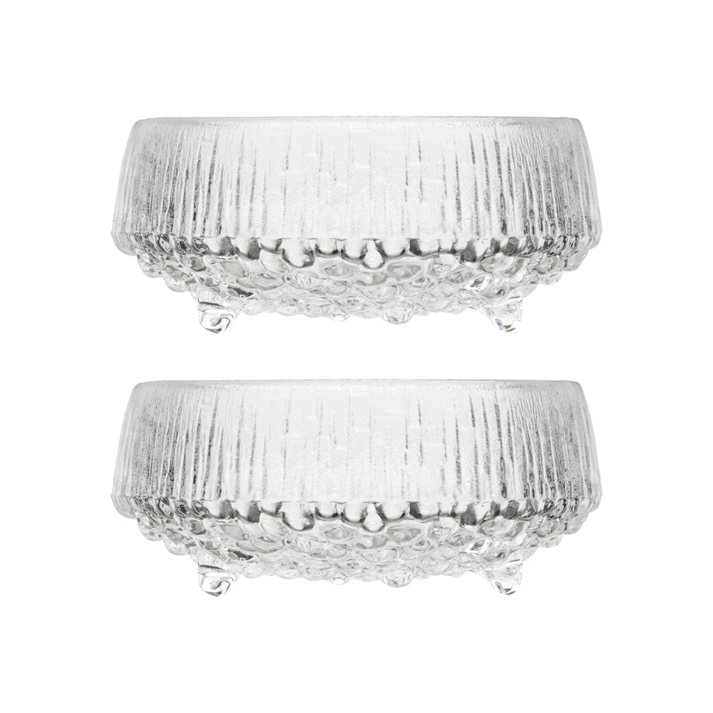 Iittala ULTIMA THULE (1968) Dessert Bowls Set of 2 (9 oz | 2 colors)