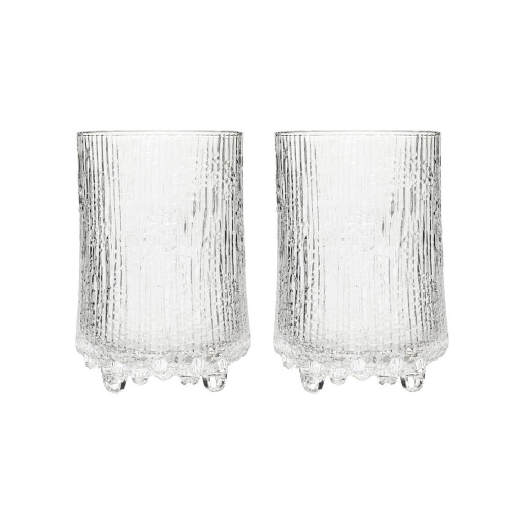 Iittala ULTIMA THULE (1968) Highball Glasses (13 oz | set of 2)