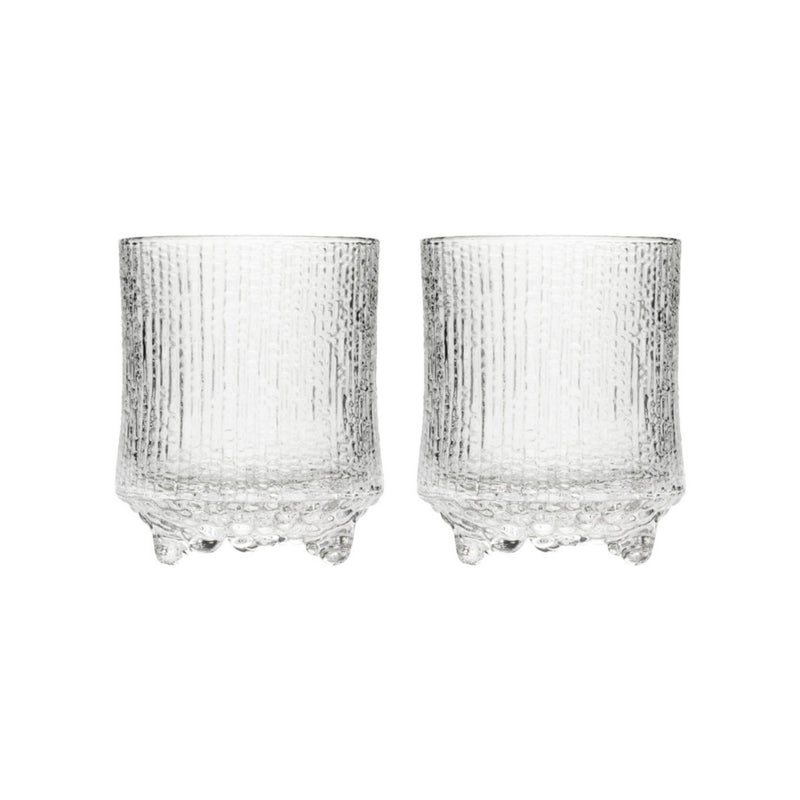 Iittala ULTIMA THULE (1968) Old Fashioned Glasses Set of 2 (7 oz | 2 colors)