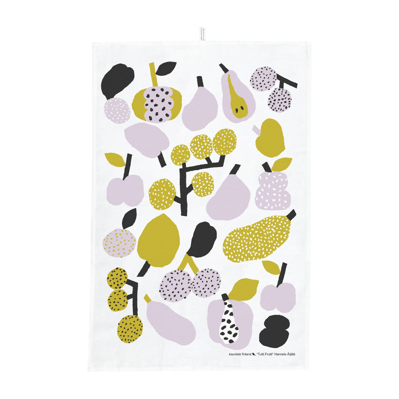 Kauniste TUTTI FRUTTI Kitchen Towel (2 color options)
