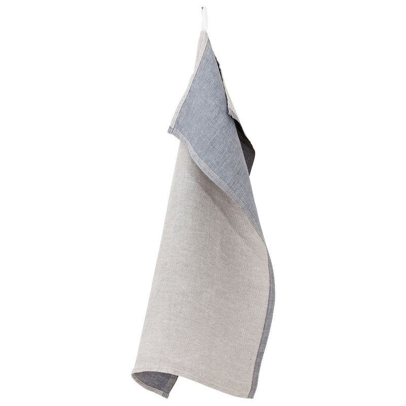 Lapuan Kankurit DUO Tea Towel Linen-Fumo