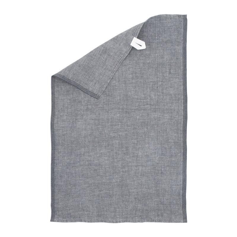 Lapuan Kankurit MONO Tea Towel Grey