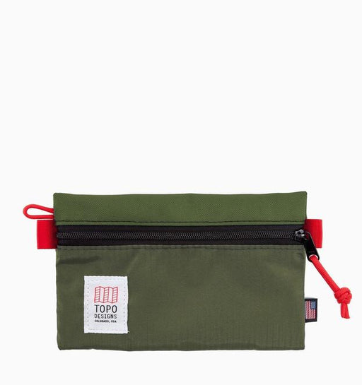 Topo Designs Small Accessory Bag - Olive