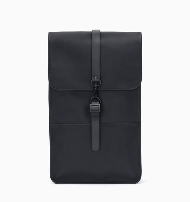 "Rains 13L 13"" Laptop Backpack - Black"
