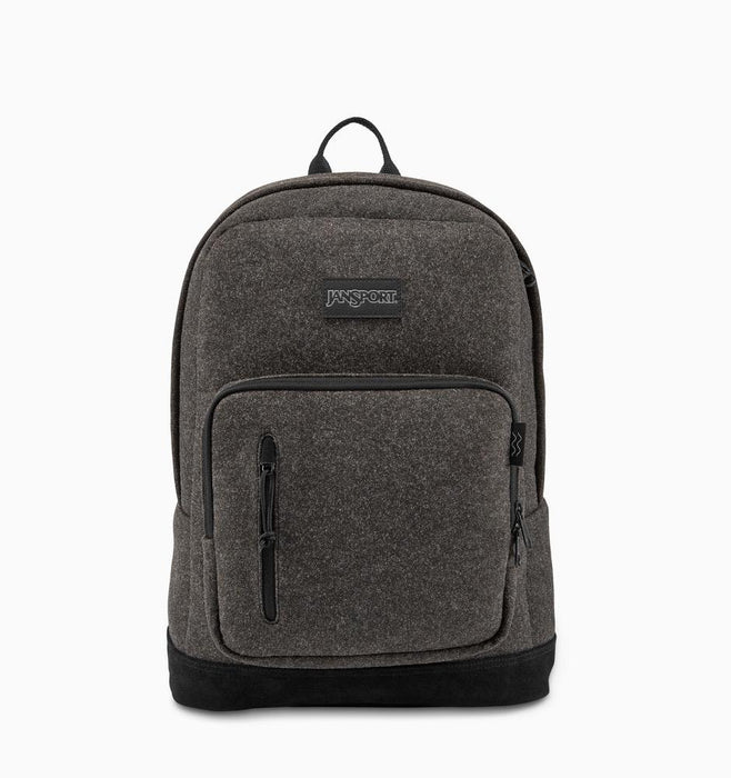 "JanSport I Love Ugly Axiom 13"" Laptop Backpack - Charcoal"