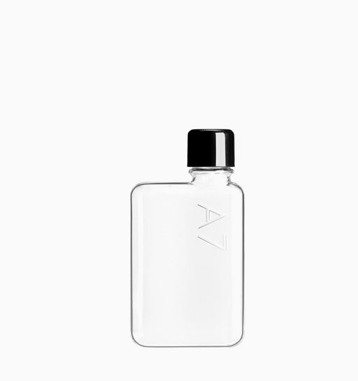 Memobottle A7 Water Bottle 180ml - Clear