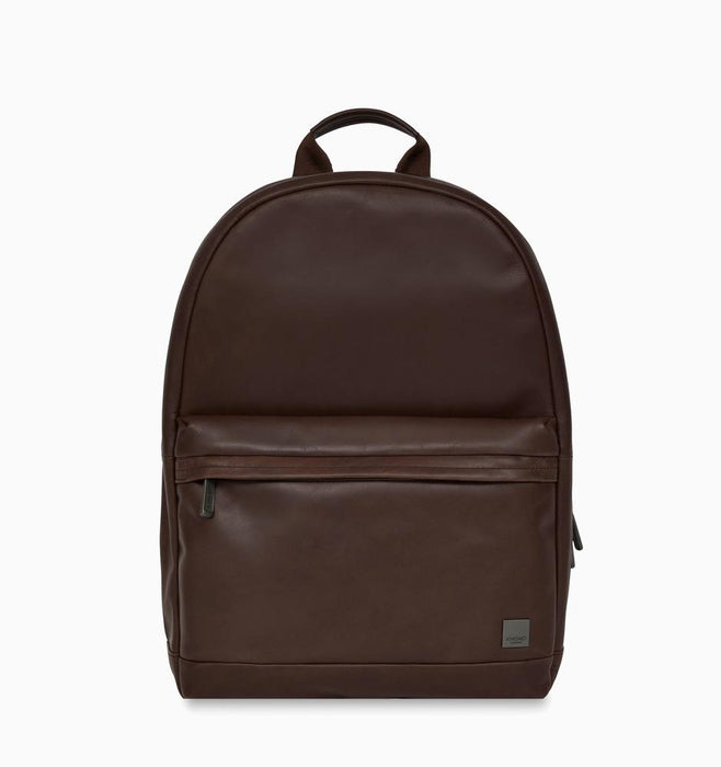 "Knomo Albion 16"" Laptop Backpack - Brown"