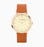 The Horse Heritage Watch - Rosegold Tan