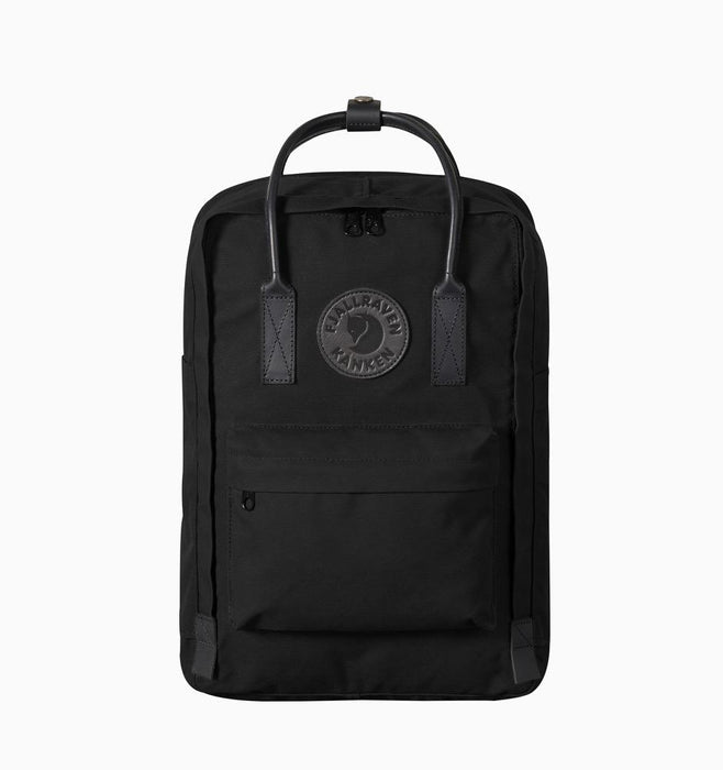 "Fjallraven Kanken No.2 Laptop 16"" Backpack - Black"