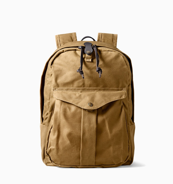 "Filson Journeyman 15"" Laptop Backpack - Tan"