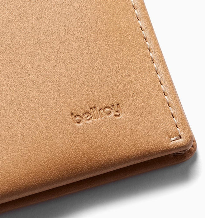 Bellroy Note Sleeve Wallet - Tan