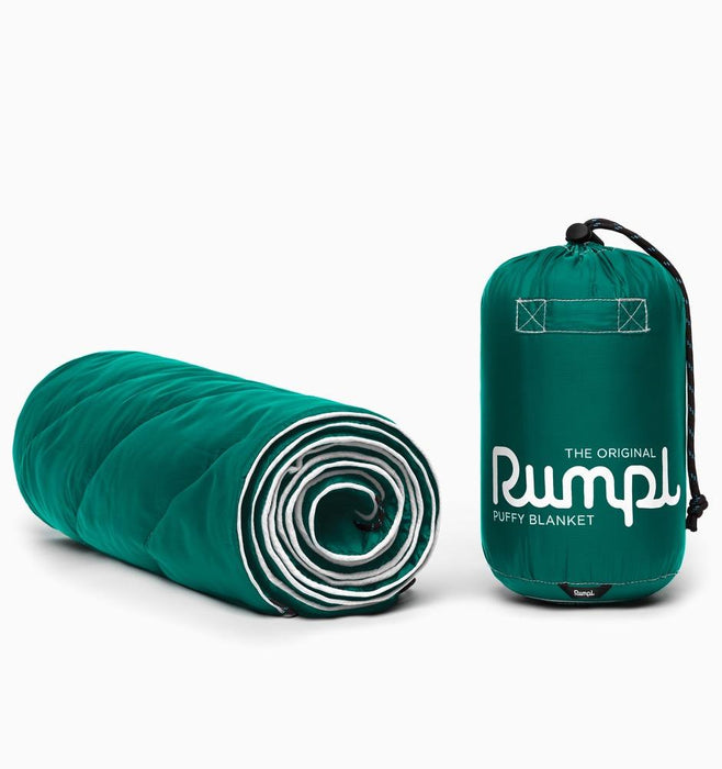 Rumpl Original Puffy Junior Blanket - Zephyr Green