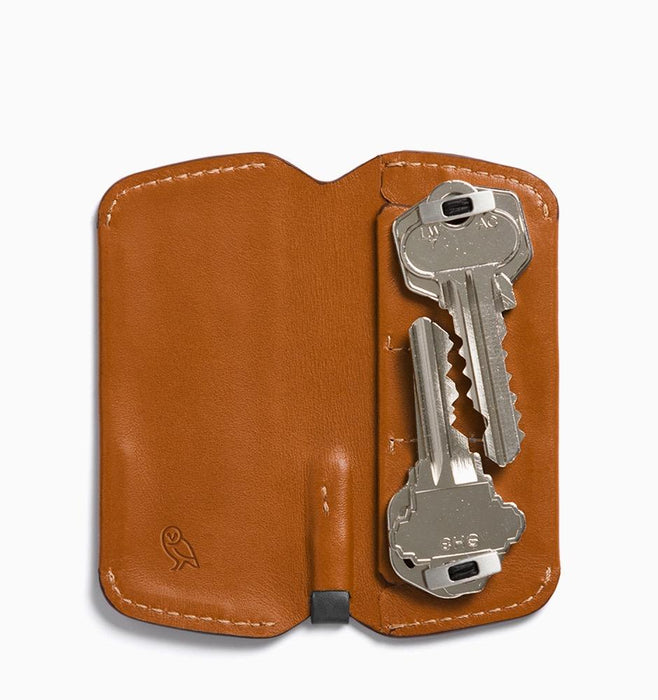 Bellroy Key Cover Plus - Caramel